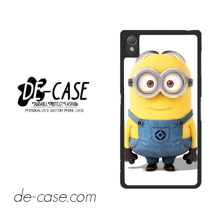 Minion For Sony Xperia Z3 Case Phone Case Gift Present YO