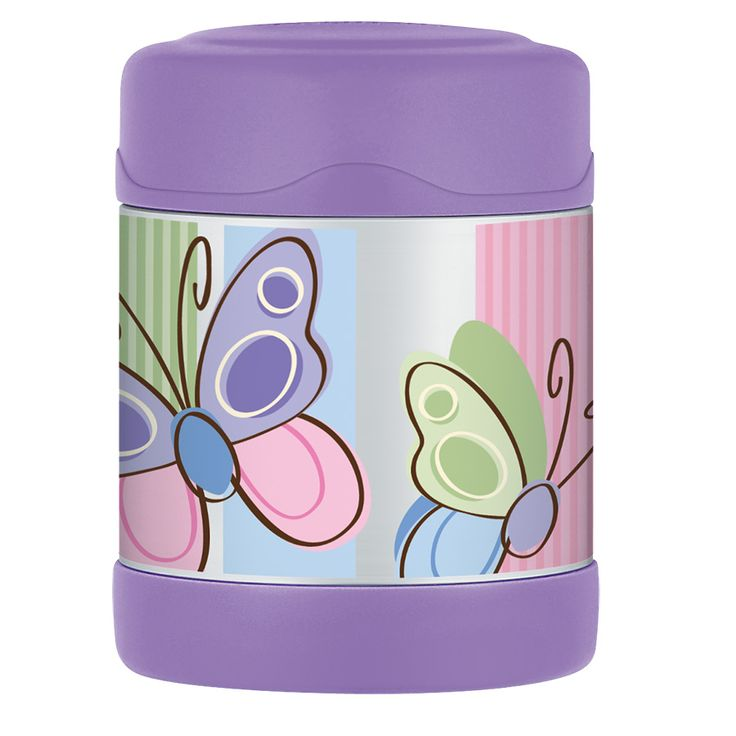 Thermos FUNtainer Food Jar 290ml Butterfly | Babies R Us Australia