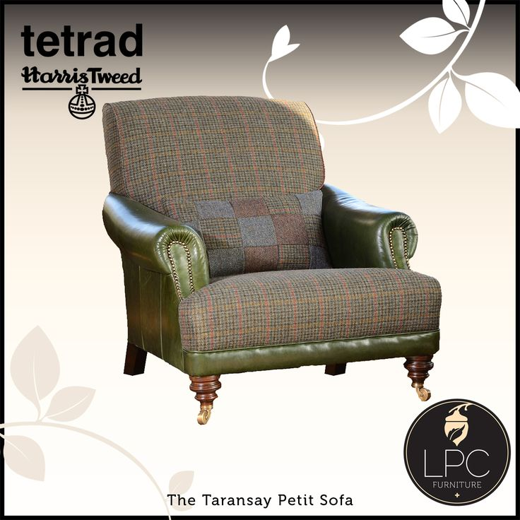 28 Best Images About Tetrads Harris Tweed Collection On