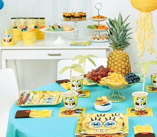 Looking for some fun SpongeBob Party Supplies for your upcoming SpongeBob party? These new classic supplies are the perfect addition.