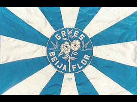 Beija Flor 2007 1/13 - Áfricas:  Do Berço Real à Corte Brasiliana