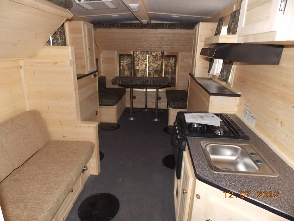 205 best images about trailers on pinterest cargo for Ice castle fish houses
