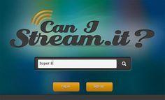 Can I Stream It? | 33 sites incrivelmente úteis que você nem sabia que existiam