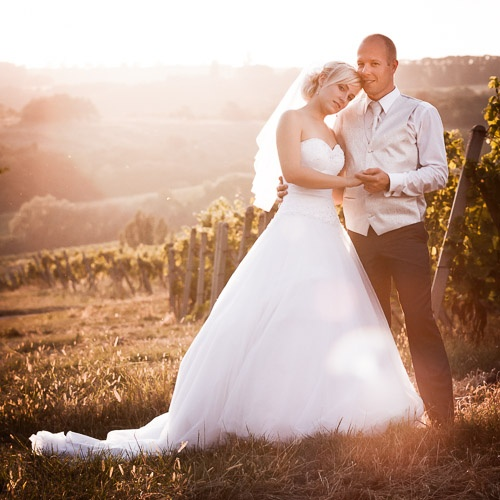Anna & Robert wedding, for more photos please visit http://martinkup.cz/fotografie/svatby/ #wedding #groom #bride #wineyard #autumn