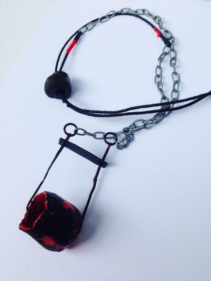 Necklace by Sofia Stergiou
