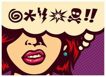 """Essa imagem define um pouco de mim hoje. Que """"se fo_am-se""""!. Dani Cano"""