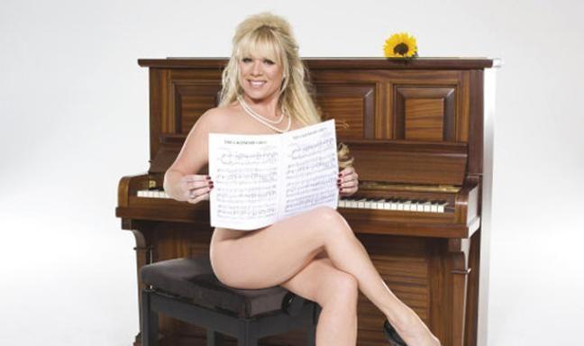 letitia dean naked