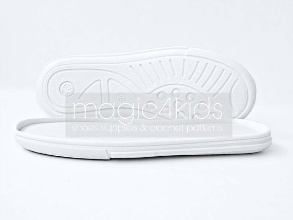 Rubber soles with insoles for kids shoes soles for toddlers