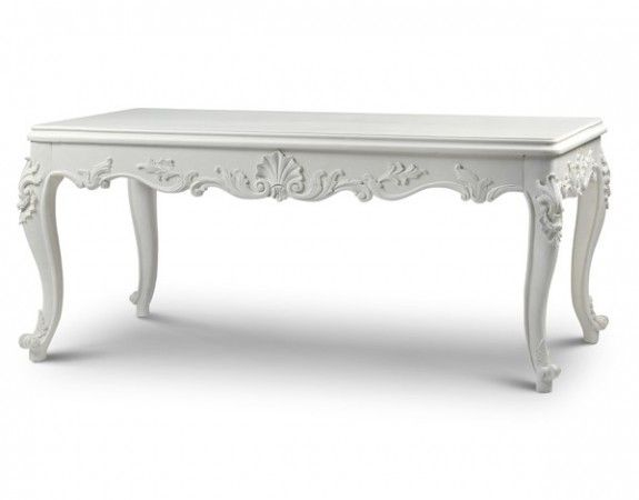 Sophia Classic French Style Dining Table French Dining Tables