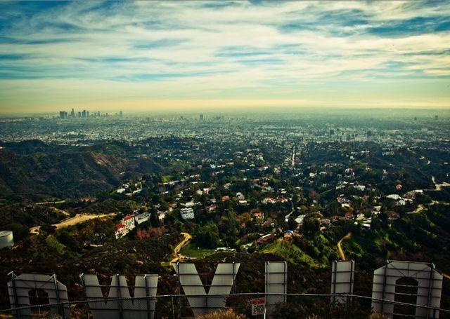 Hollywood, California: Hollywood Signs, Hollywood Hill, Bucketlist, Buckets Lists, The Angel, Old Home, The View, Places, Hollywood California
