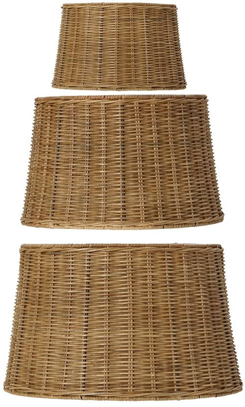 Delightful Wicker Lamp Shades Discount Lamp Light Black
