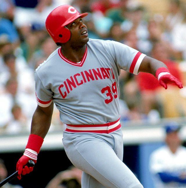 """Dave """"The Cobra"""" Parker, Cincinnati Reds"""