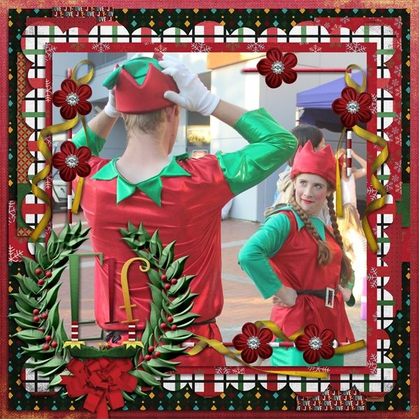 This Christmas Templates by LissyKay Designs available at Go digital Scrapbooking 50% off for a limited time http://www.godigitalscrapbooking.com/shop/index.php?main_page=product_dnld_info&cPath=29_308&products_id=26429  Santa's Little Helper by little Feet Digital Designs available at Forever Panstoria