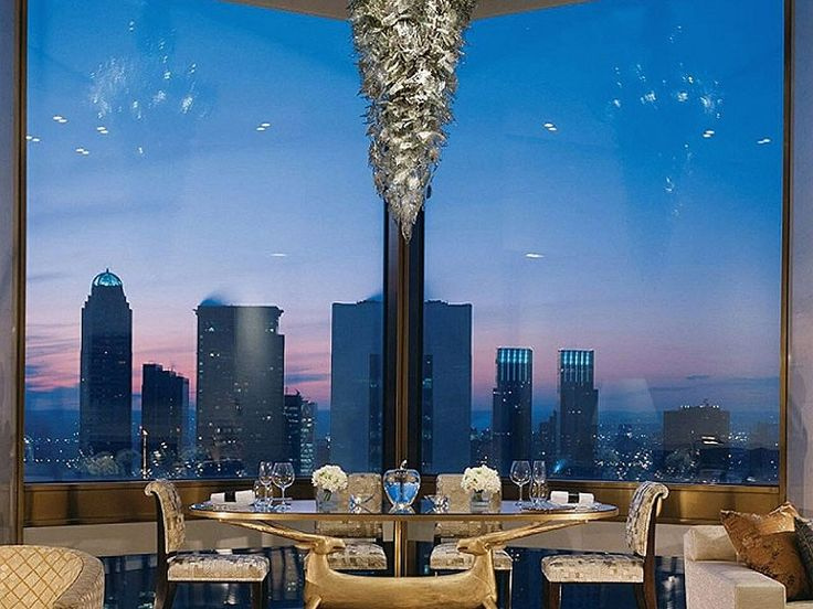 Ty Warner Penthouse Suite, Four Seasons Hotel, New York, U.S.A