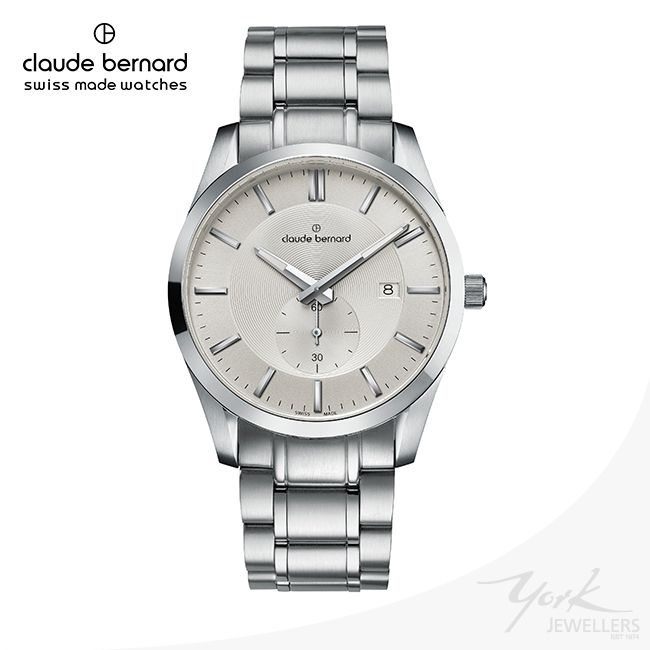 Claude Bernard Mens Watches - now Available at York Jewellers