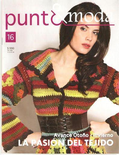 Punto y moda 16 - anaismerche - Picasa Webalbumok