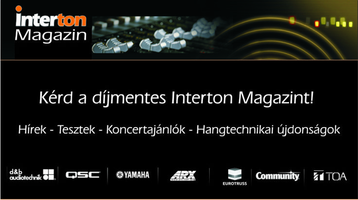 Interton magazin