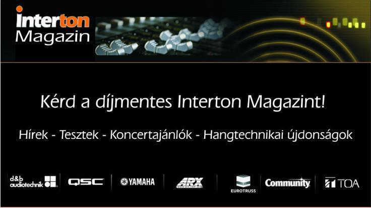 Interton magazin