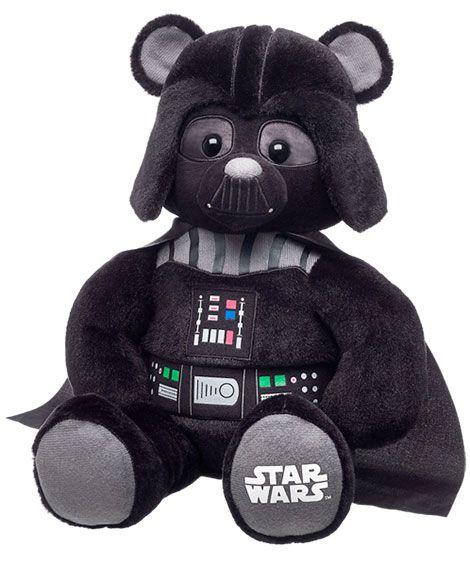 17 in. Darth Vader™ Bear | Build-A-Bear Workshop