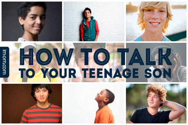 Find out how a mom can maintain a close relationship with a teenage son while still letting him become a man.