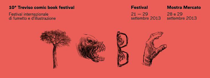 tcbf Banner 21 #comics #treviso #italy #tcbf13 Treviso Comic #Book #Festival #lucaconca