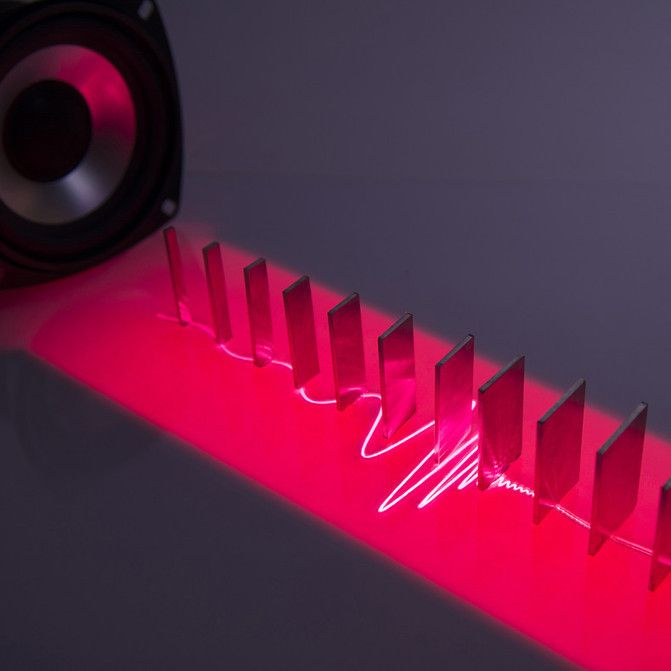 Acoustic Metamaterial Superenhances Current Weak Sound Detection Limits By More Than 10 Fold