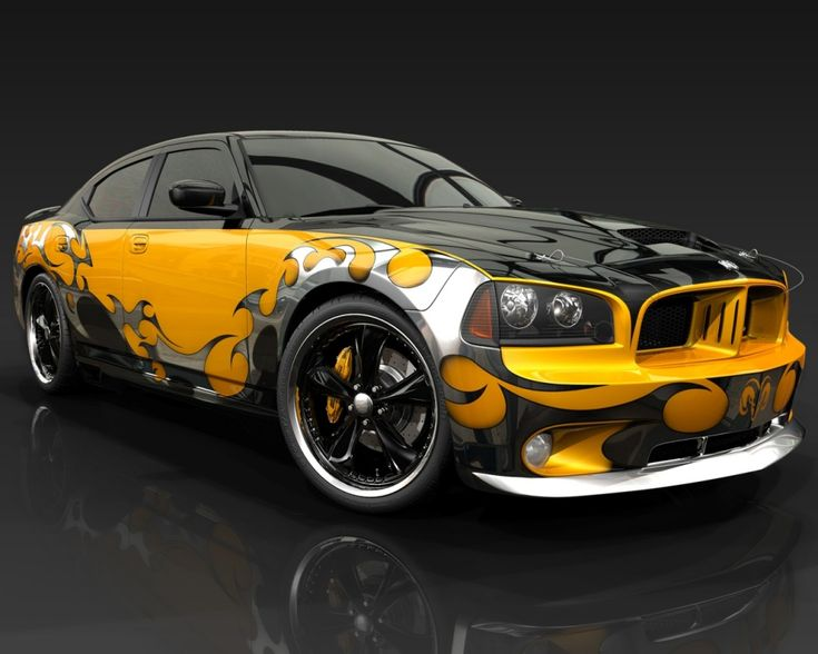 this amazing looking car awesome paint job nice rims good picture for set as a wallpaper - Car Paint Design Ideas