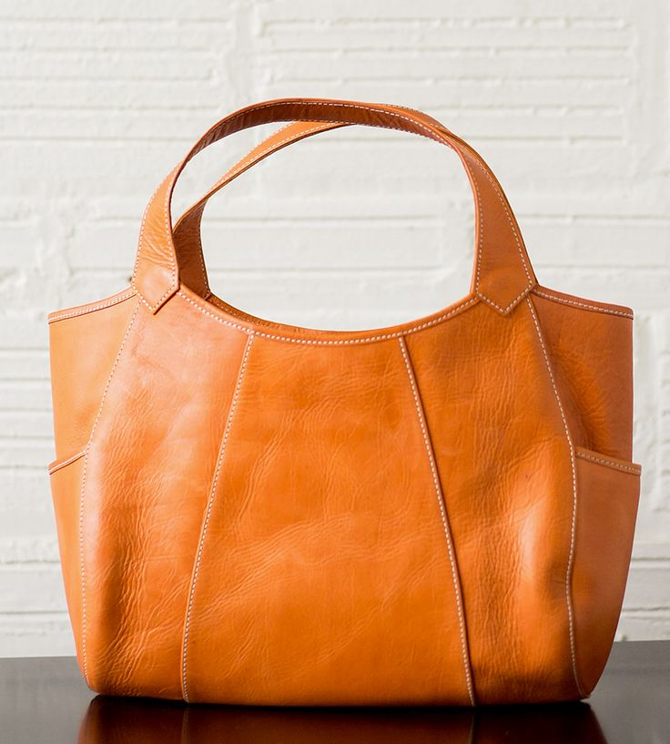 Michelle Leather Handbag