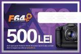 Cupon CADOU F64 - in valoare de 500 RON
