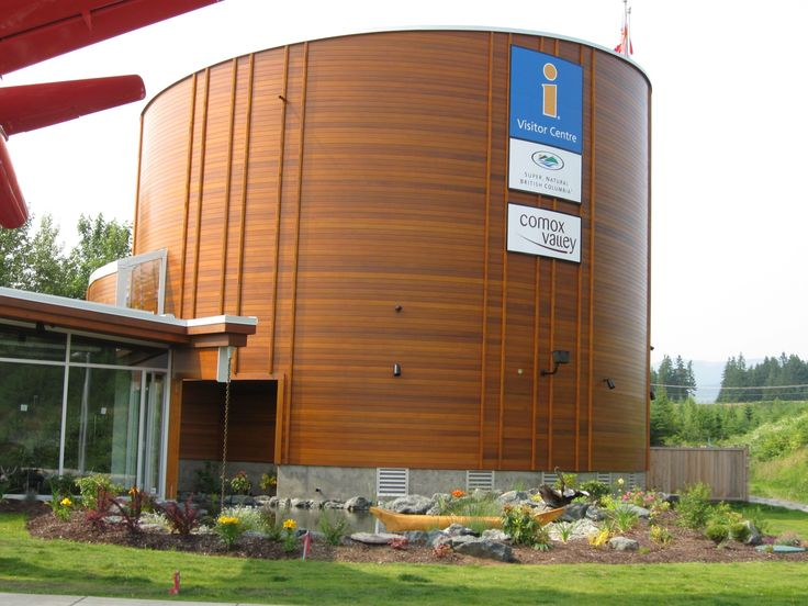 Comox Valley Visitor Center