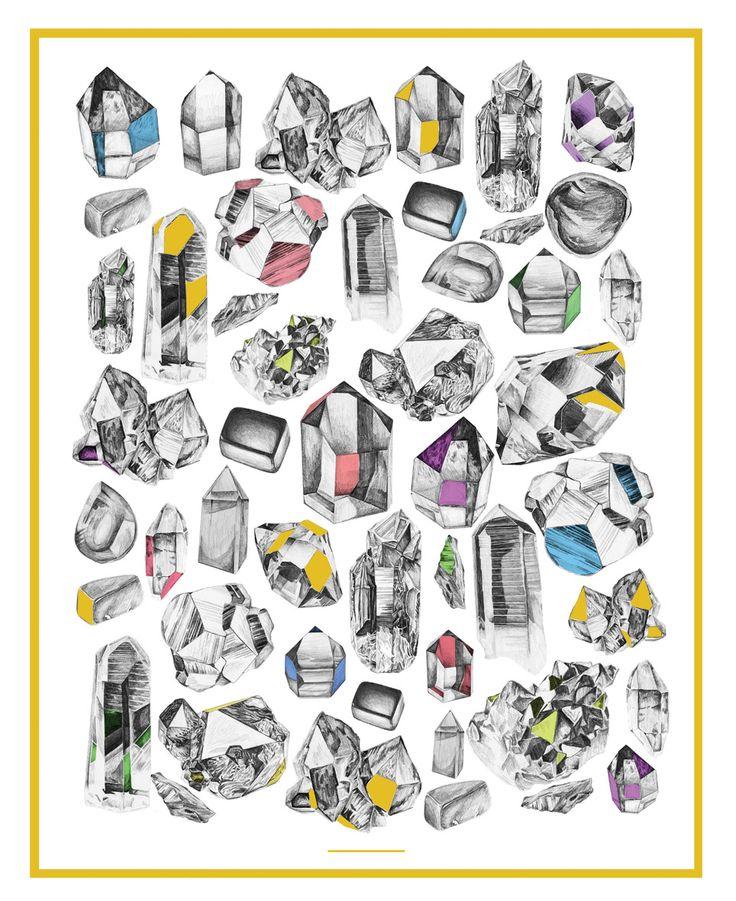 Crystals - Lindsay Lombard