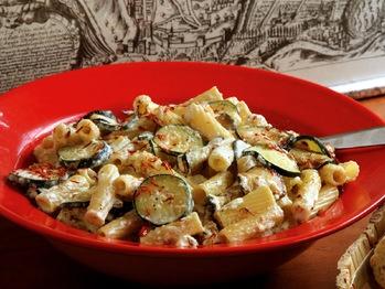 Pasta with a Saffron Mascarpone Sauce | Recipe