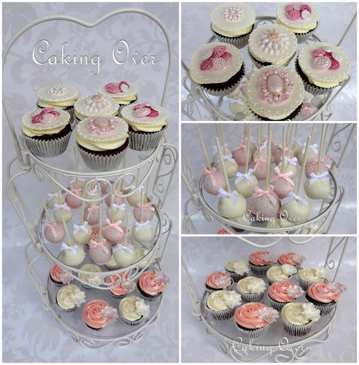 Gluten free cupcakes, cake pops and other delicious flavours by Caking Over