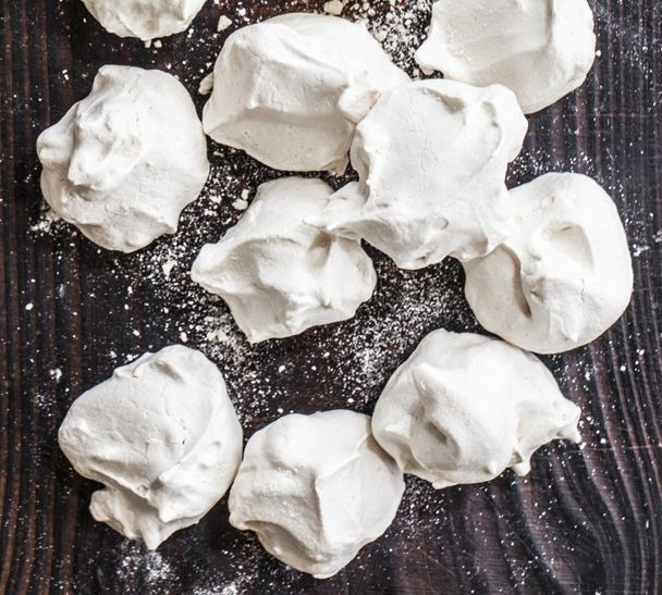Best-Ever Meringues