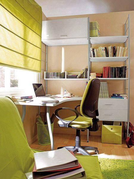 35 Desain Ruang Kerja Minimalis Di Rumah (Kantor) | Desainrumahnya.com