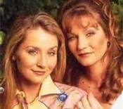 Loretta Lynn's twin daughters Peggy & Patsy