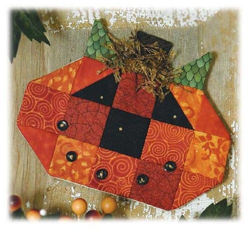 Happy Hollow Designs Fall Quilt Pattern Halloween Pumpkin Happy Face 673 | eBay