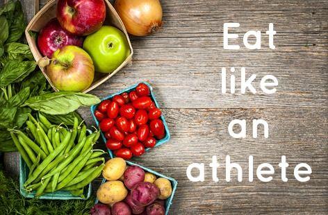 Great Street Runner | Eat like an athlete