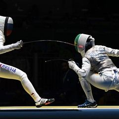 Women's Foil Individual Fencing at Rio 2016 Olympic Games