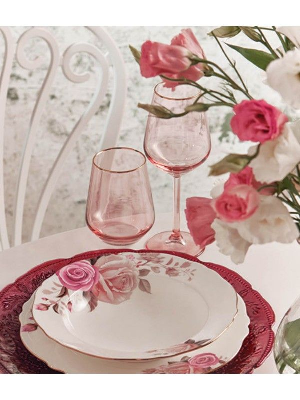 KARACA LAVINYA SERVIES SET 84-DELIG - #Serviesset #Diner #Tafel #Karaca #Tableware
