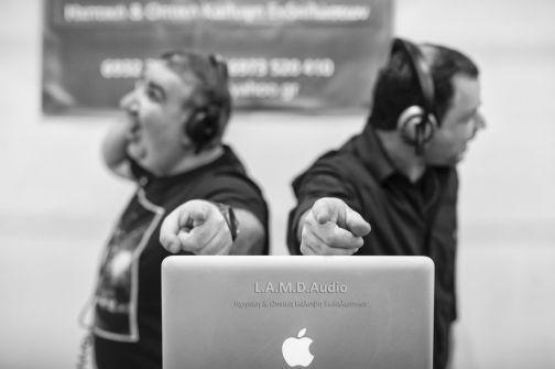 L.A.M.D Audio στο www.GamosPortal.gr #dj gamou #ηχητική κάλυψη