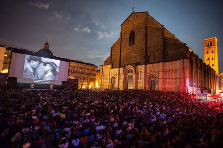 Sotto le stelle del cinema - Cineteca di Bologna, Bologna, Italia