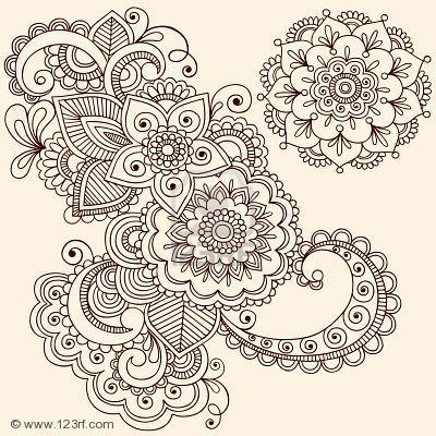 Henna Tattoo Ideas on Some Mandala Tattoo Designs 9 Designsjpg