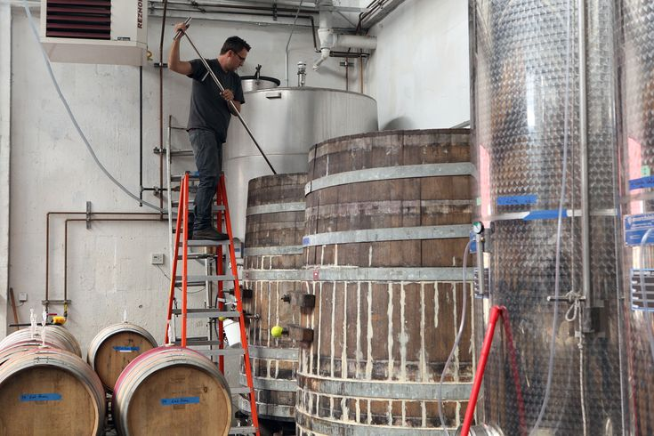 Find out how #winemakers are taking a note from #craftbeer.