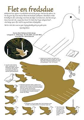 """In any language, it means """"put a bird on it."""" (Diy Ornaments Paper)"""
