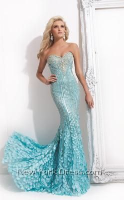 Tony Bowls 114C24 - NewYorkDress.com