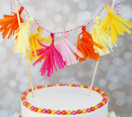 23 best images about Wedding - paper tassels on Pinterest ...