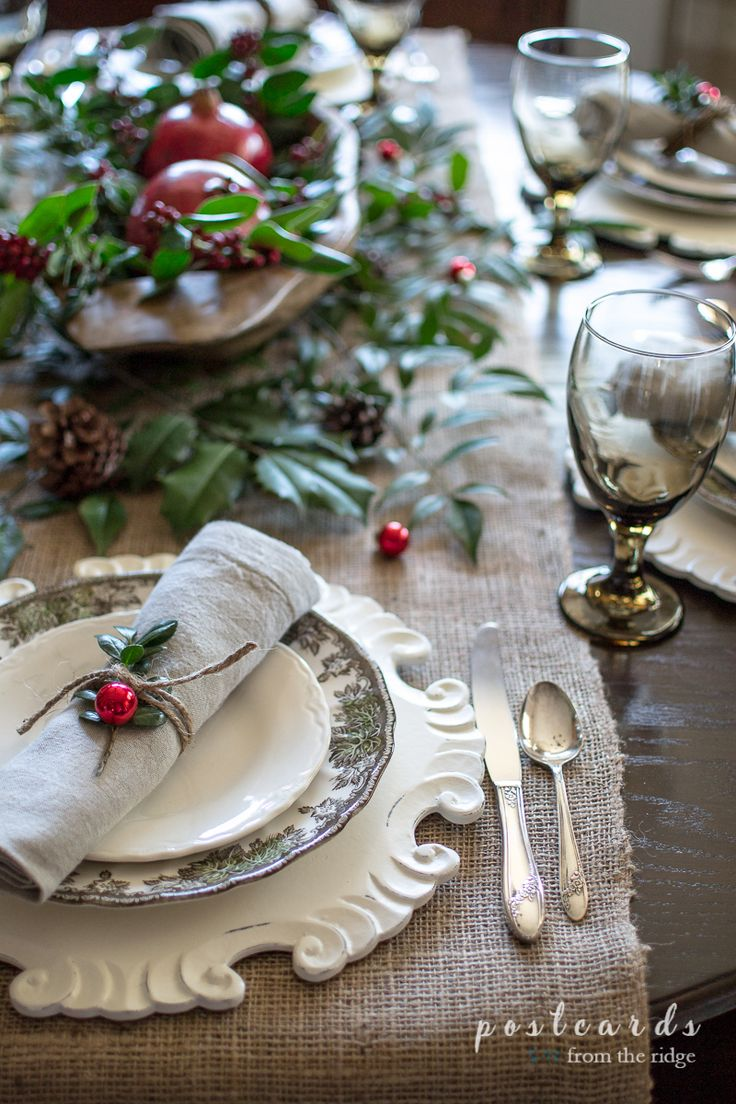 Tablescape Ideas 17 Best Images About Holiday Tablescape Ideas On Pinterest  Salt