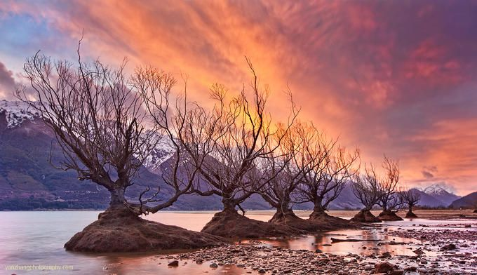 Glenorchy on Fire