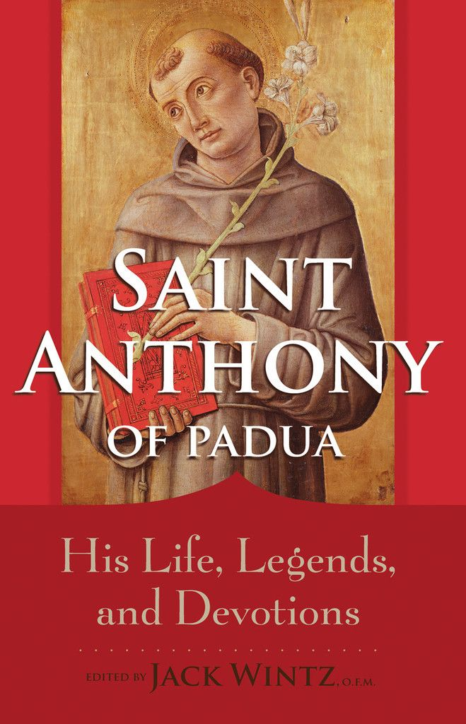 In this expanded edition of a perennial favorite, you will learn even more about the beloved saint's life in Italy and Portugal as well as where the saint hid to pray—interesting details culled from Friar Jack Wintz's recent pilgrimages to the sites where Anthony walked, ministered, preached, and prayed.